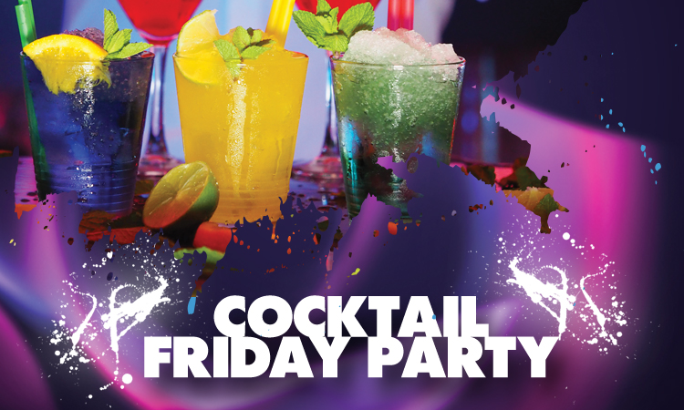 Petak cocktail night
