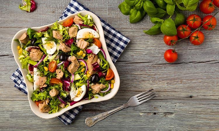 Salata kao obrok